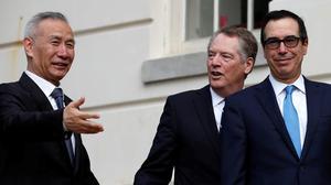 中美达成第一阶段贸易协议