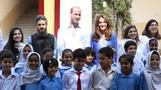 Duke and Duchess of Cambridge visit Pakistan