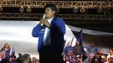 Morales hofft auf vierte Amtszeit in Bolivien