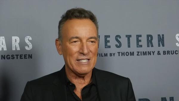 'The Boss' Springsteen Showcases New Film