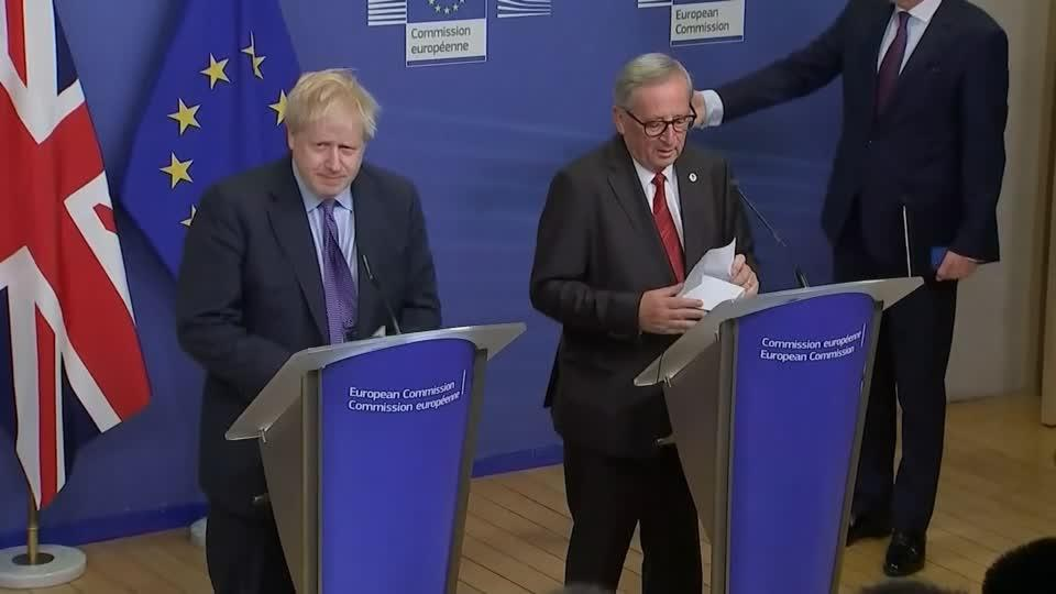 UK's Johnson says Brexit deal is 'reasonable, fair'