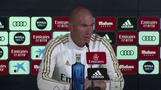 Zidane not worried about Clasico postponement, says he doesn't like violence