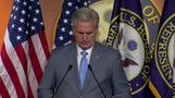 McCarthy defends Mulvaney's quid pro quo walk-back