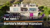 Become a Barbie girl in a Barbie world at Malibu mansion
