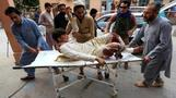 At least 62 killed in Afghan mosque bombing