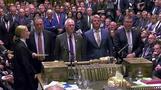 البرلمان البريطاني يرفض الجدول الزمني لبريكست