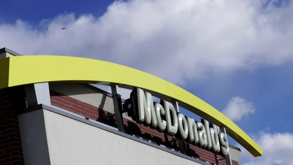 McDonald's shares drop after rare profit miss