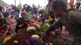 Slain in Mexico, mother and children laid to rest