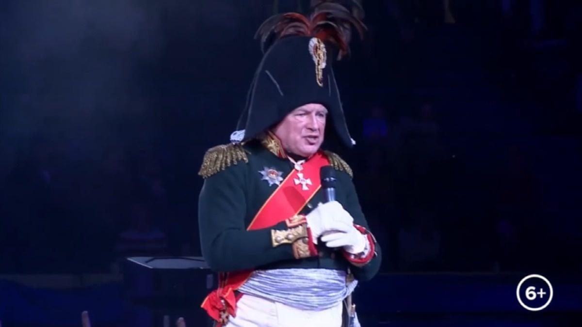 Renowned Napoleon re-enactor admits murdering lover