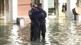 Hunderte Millionen Euro Hochwasserschäden in Venedig