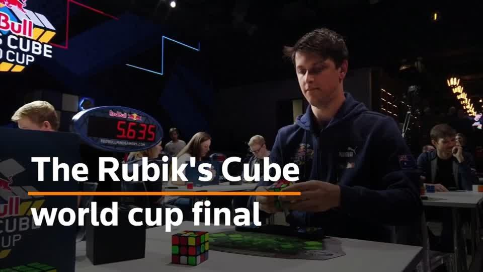 Solving a Rubik's Cube in 5.2 seconds