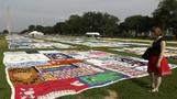 AIDS Memorial Quilt to head to California, archive moves to D.C.