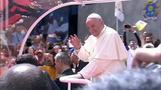 Papst in Thailand