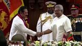 رئيس سريلانكا المنتخب حديثا يعين شقيقه رئيسا للوزراء