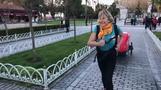 73歳の英国人チャリティーランナー、ネパールまで1万キロの旅(字幕・6日)