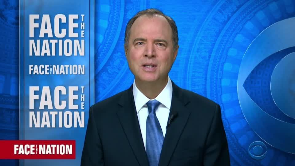 Schiff: focus on 'overwhelming evidence' in Trump impeachment