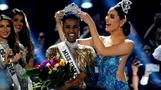 South African activist crowned Miss Universe 2019