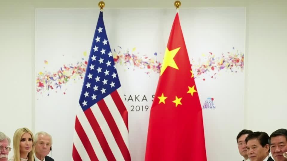 Trump says U.S.-China trade deal 'very close' as tariffs loom