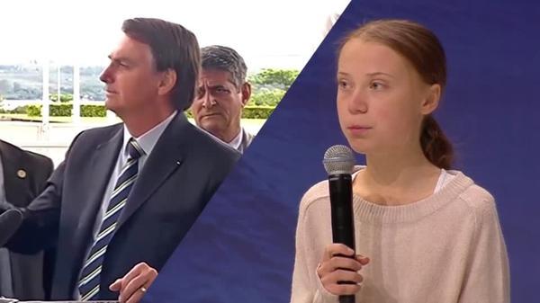 グレタさんが恐い?16歳少女への敵意を露わにする権力者たち(字幕・11日)
