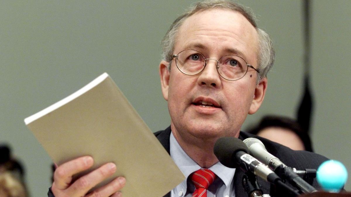 Starr, Dershowitz join Trump impeachment team