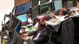 European shares dip as investors eye week ahead