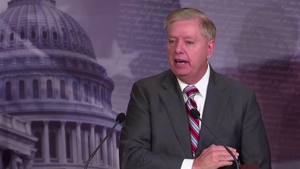 Graham: Dems 'trying to destroy Donald Trump'
