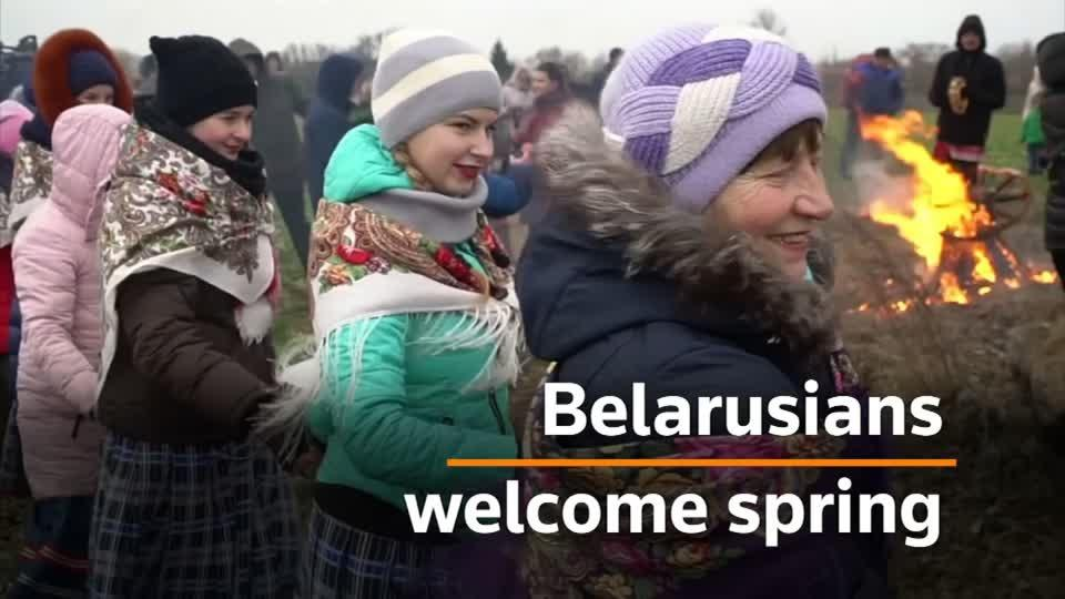 Pagan spring in Belarus
