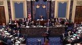 محامو ترامب يبدأون دفاعهم في محاكمته أمام مجلس الشيوخ