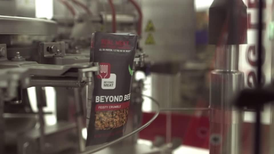Tim Hortons drops Beyond Meat but KFC signs on
