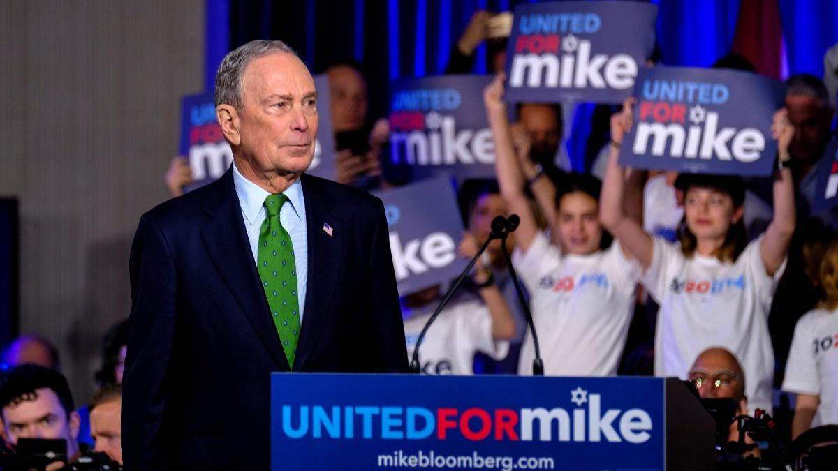 Bloomberg floats wealth tax for people 'like me'
