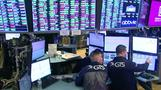 A dip on Wall Street as coronavirus fears strike