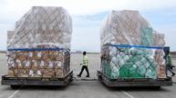 马云向非洲捐赠的新冠防疫物资抵达埃塞俄比亚