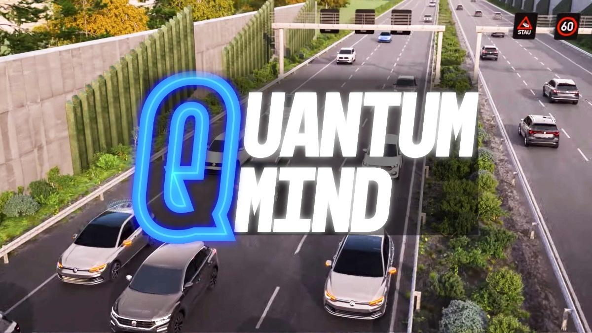 Quantum Mind: Global traffic routing optimization