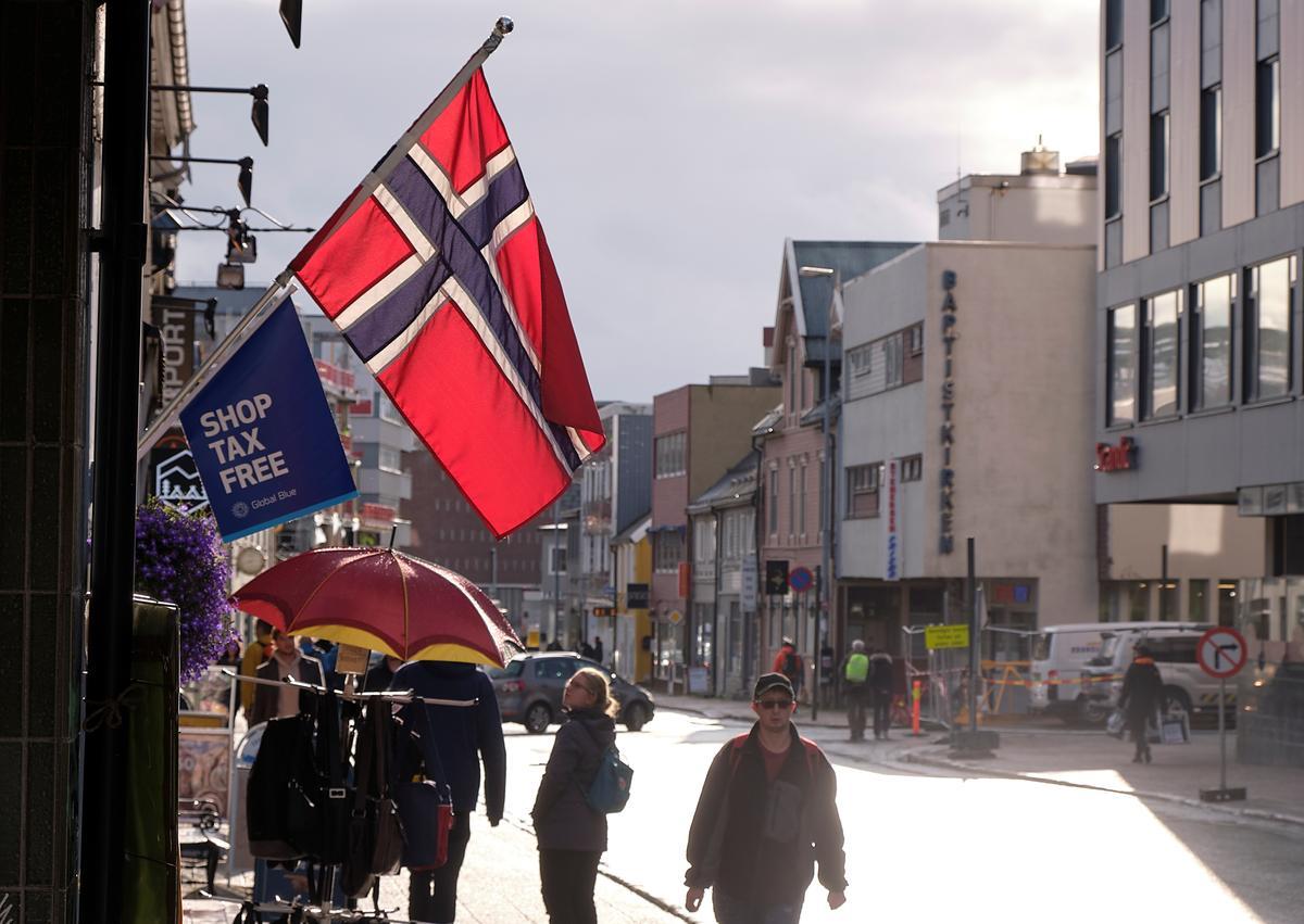 ノルウェー年金基金、第1四半期の損失1140億ドル 新型コロナで株安