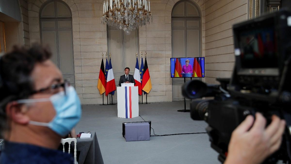 France and Germany united on recovery fund plan