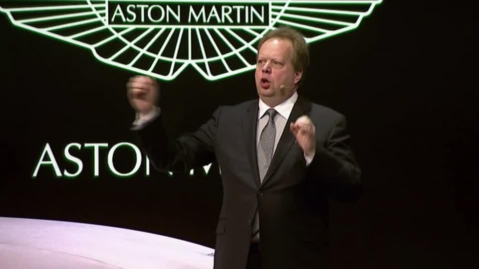 Aston Martin chief to be replaced: Source
