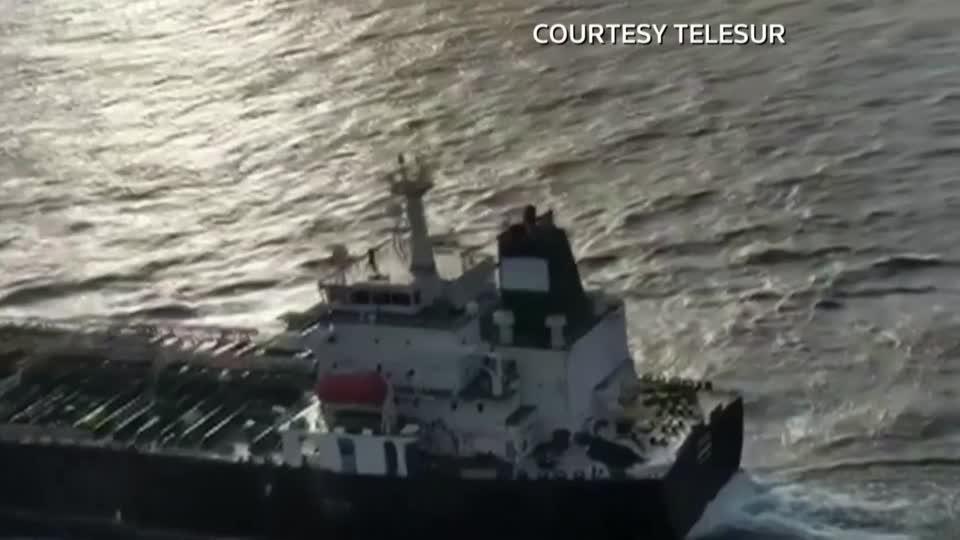 Iranian fuel starts arriving in Venezuela