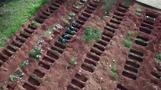 1日当たり死者数でブラジルが米抜く、米政府は入国禁止を前倒し(字幕・26日)