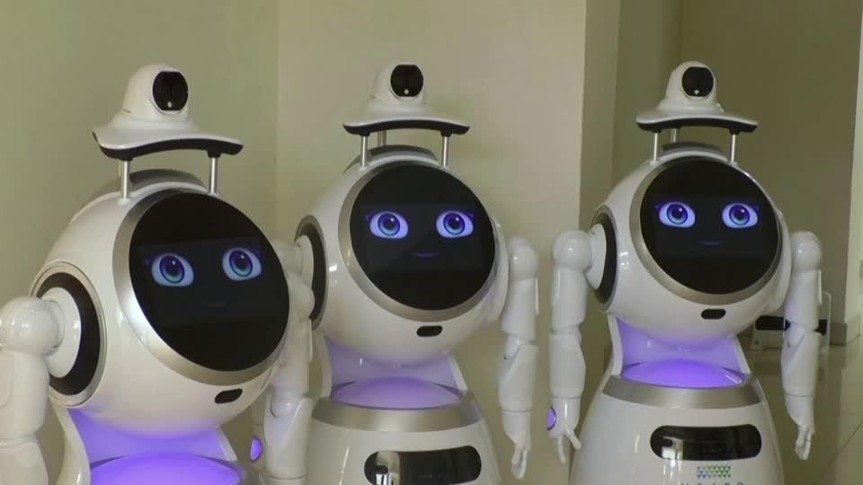 Rwanda deploys robots to minimize coronavirus risk