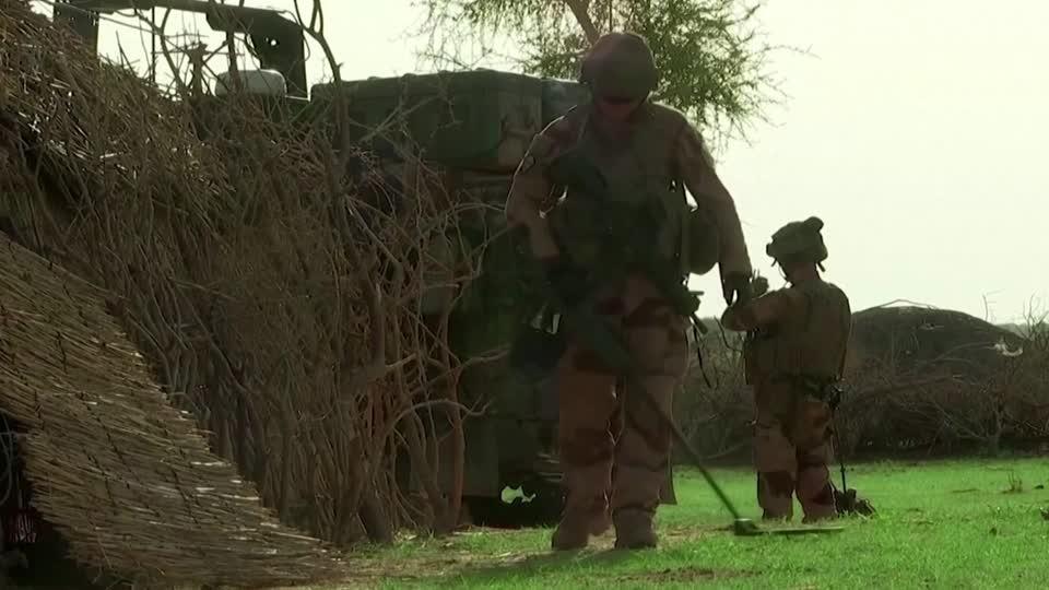 France says its army killed al Qaeda North Africa chief Droukdel