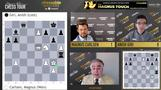Carlsen crowned Chessable Masters champ with defeat of Giri