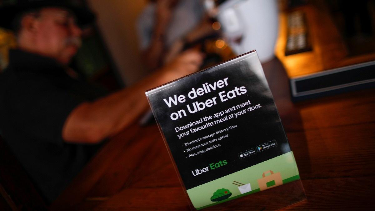 Uber chows down on $2.65 bln Postmates deal