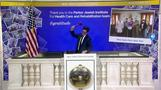 Gilead sparks Wall Street rally