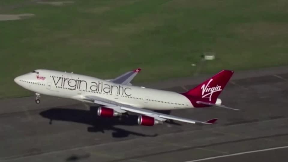Virgin Atlantic secures $1.5 bln bailout