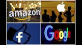 Big Tech shares surge as results impress