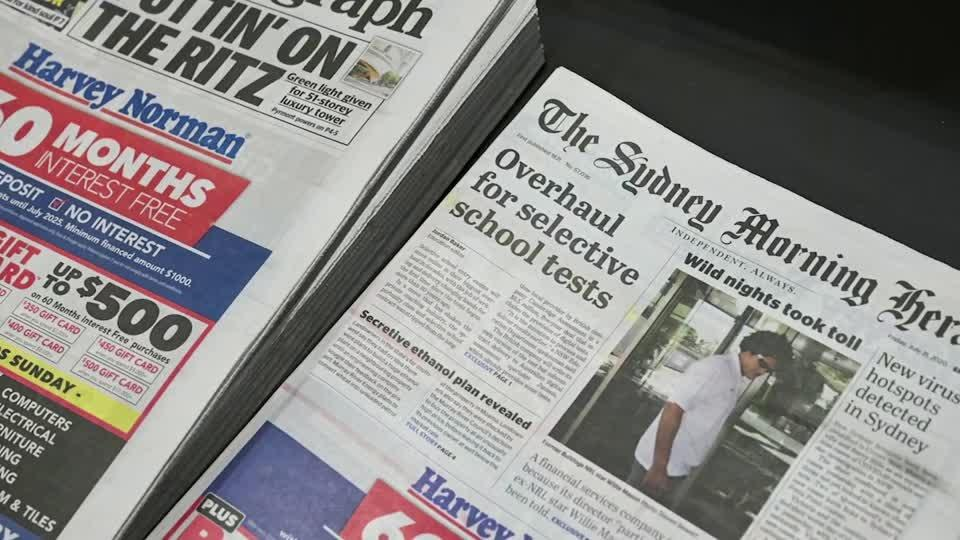 Australia to force Facebook, Google to pay for news