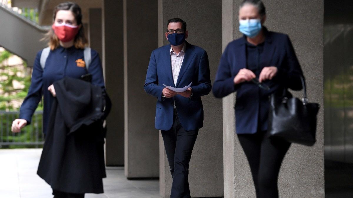 Australia's Victoria declares 'state of disaster'