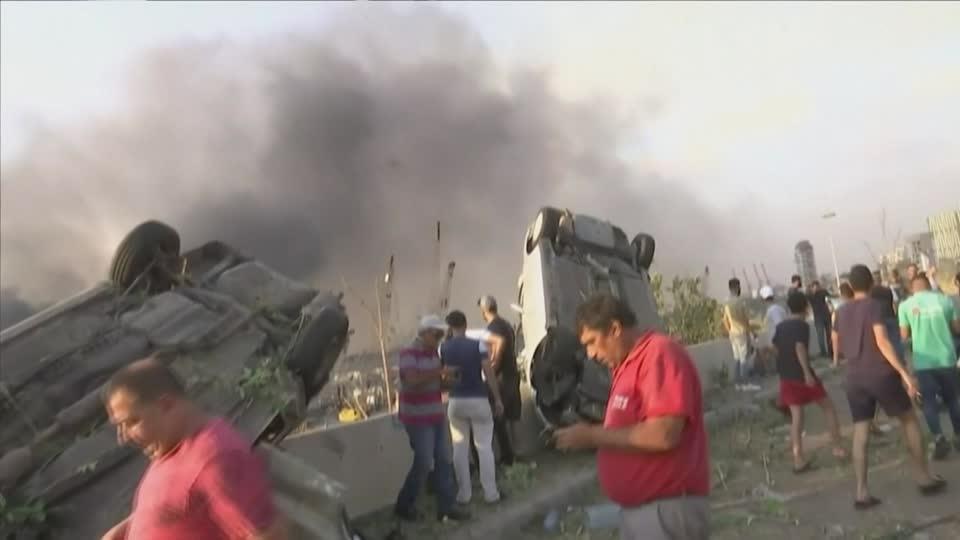Over 70 killed, thousands injured in Lebanon blast