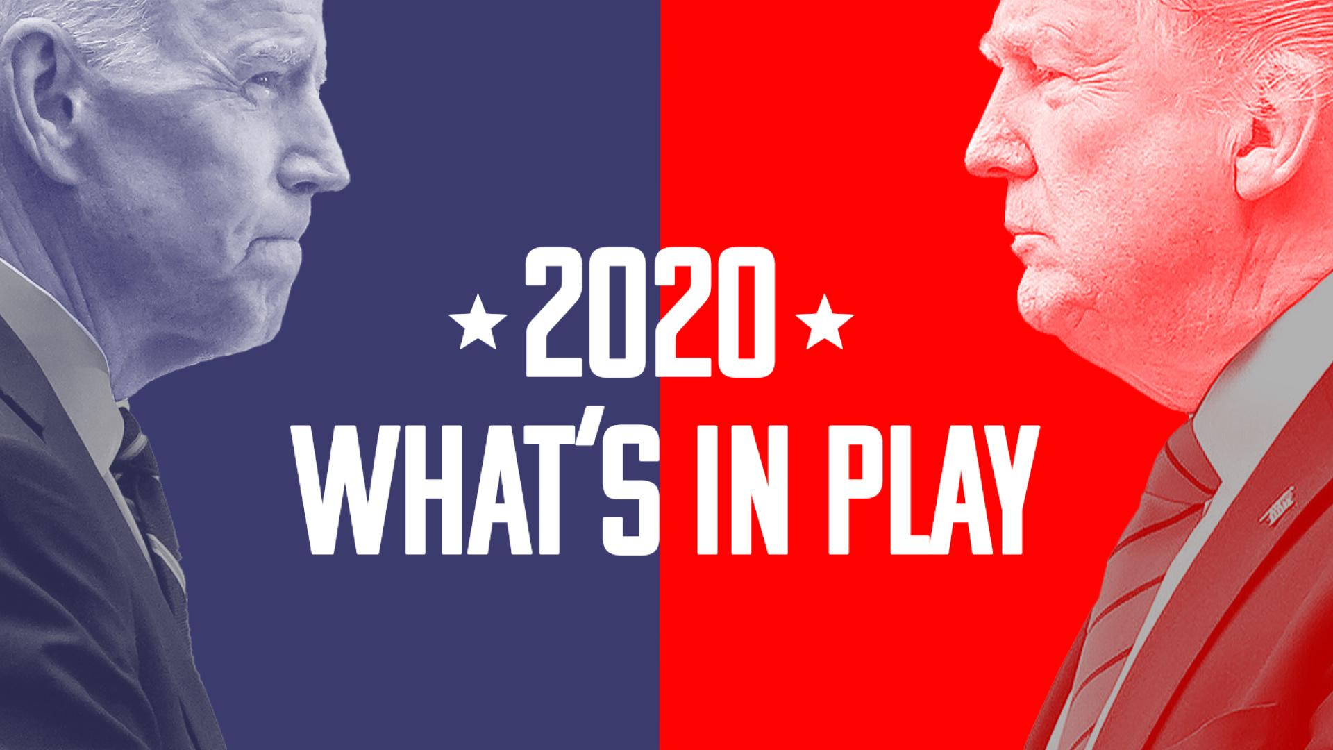What's in Play: Where Trump and Biden stand on the economy
