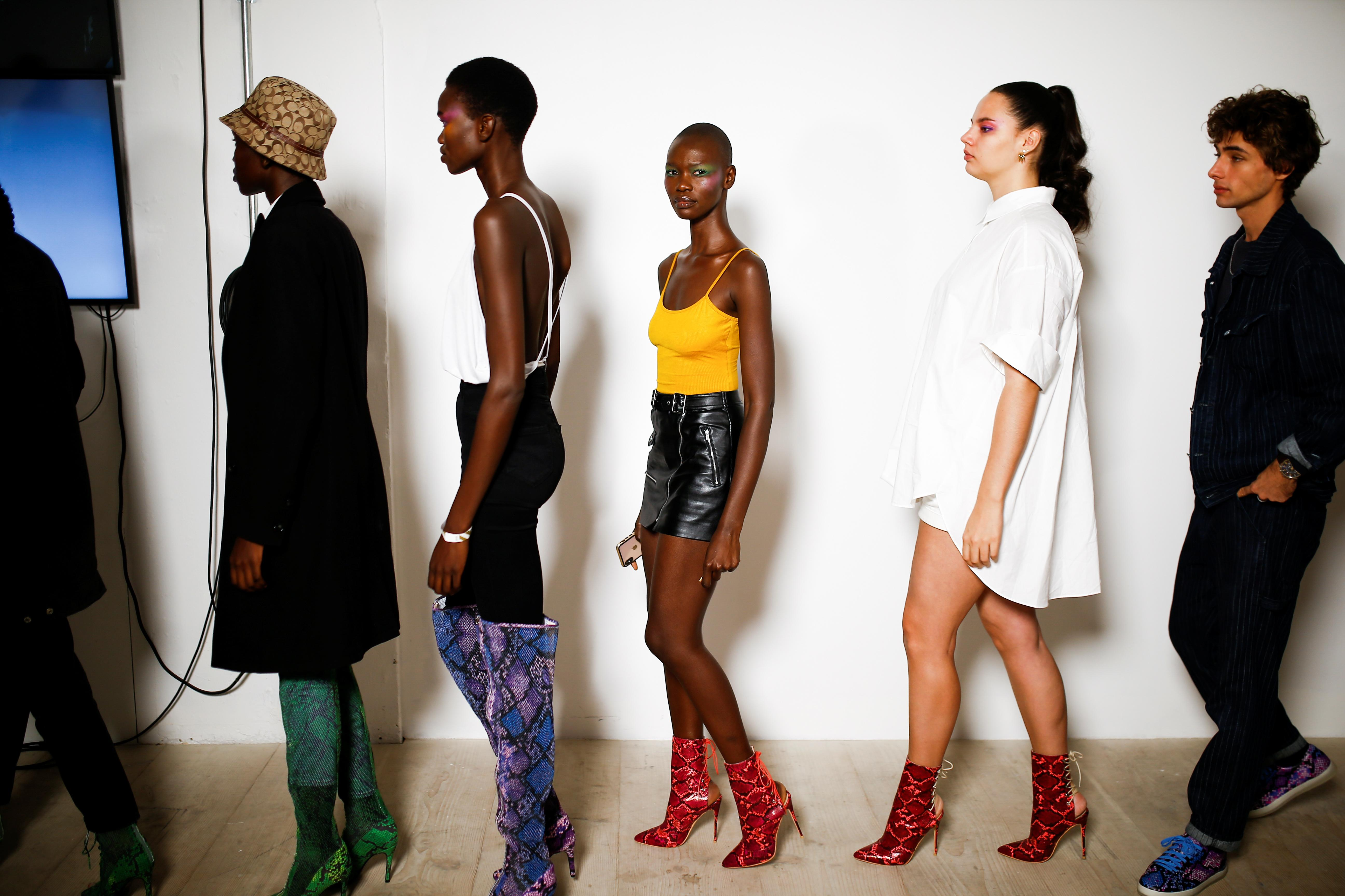 Access All: Diversifying high fashion